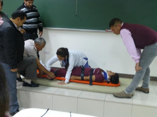 Simulacro de sismo