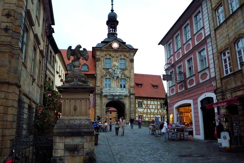 El Ayuntamiento de Bamberg