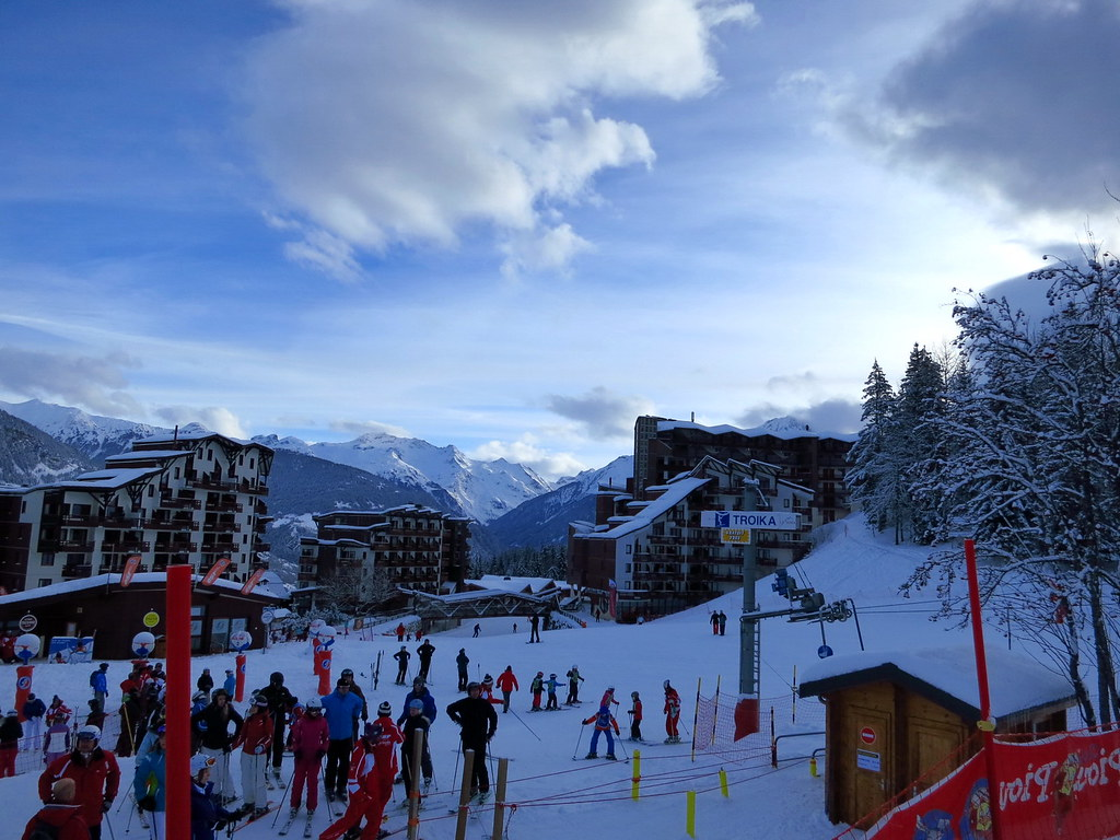 La Tania: The Superb Alpine Town That Is Perfect for Everyone