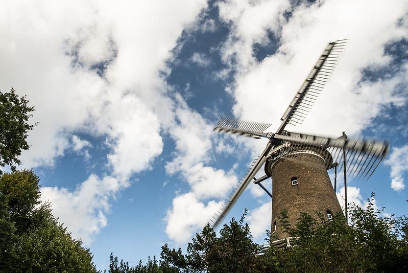 El molino de Alkmaar