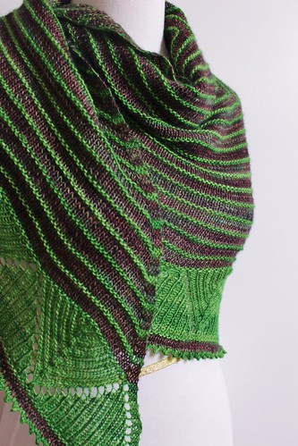 Knit pattern Leventry on ravelry. Madelinetosh merino ligh ...