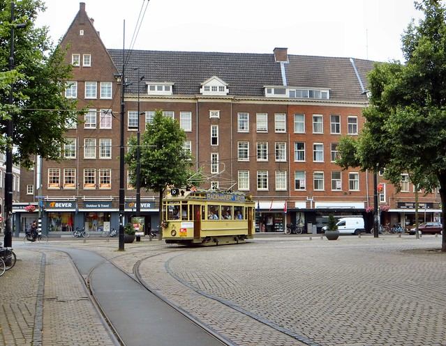 20140712 Den Haag, Torenstraat / Rviervismarkt