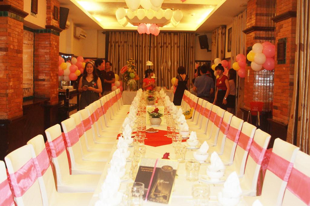 Tiệc đính hôn Anh Du - Chị Hạ ngày 9/10/2016