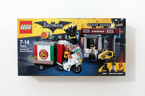 The LEGO Batman Movie Scarecrow Special Delivery (70910)