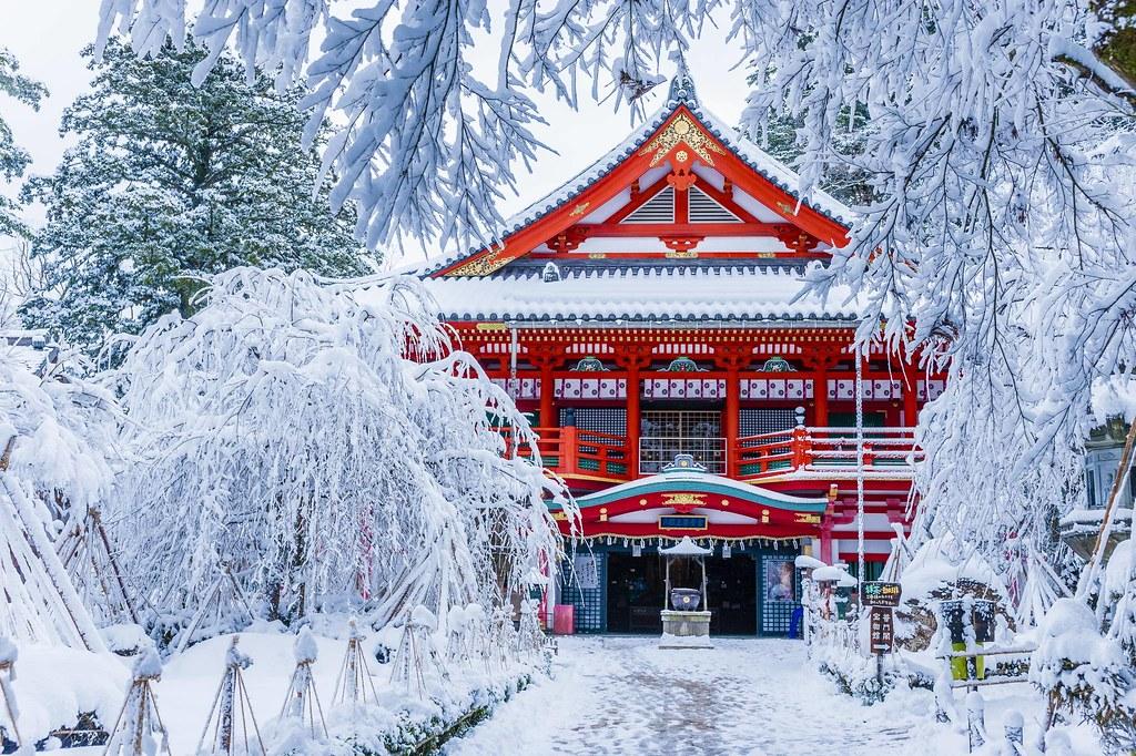 Natadera Temple Japan