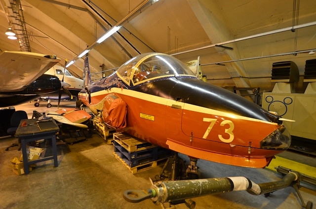 XW289/73 Provost T.5A