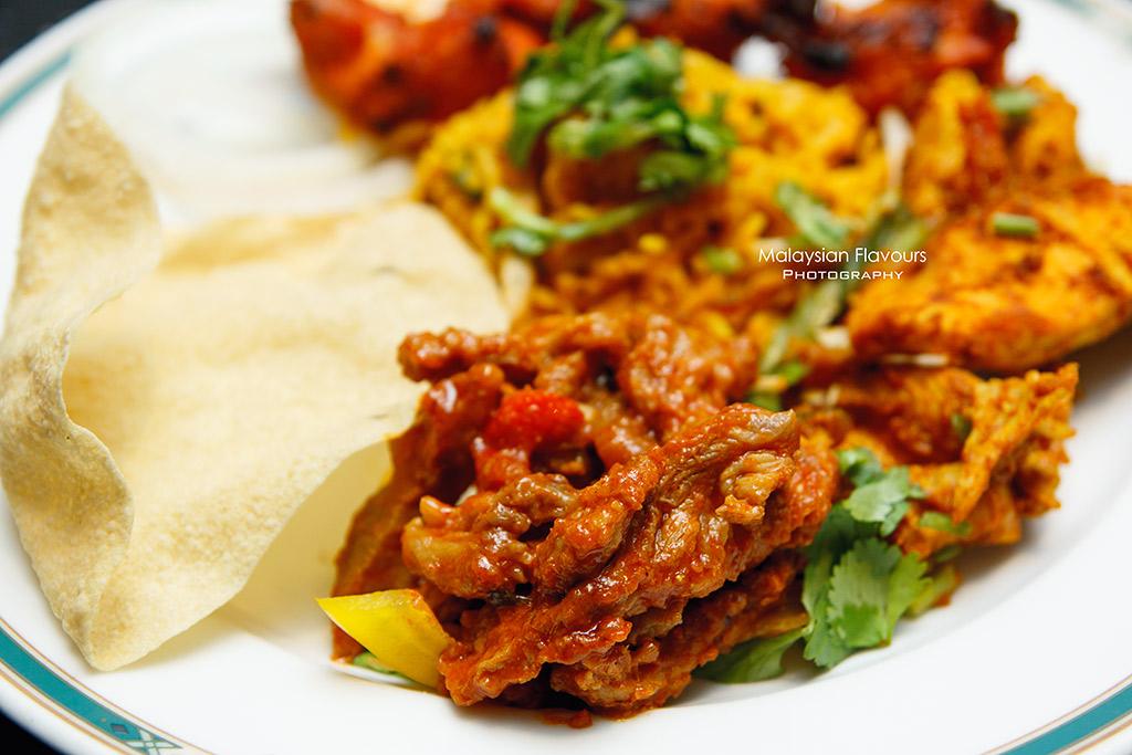 Taste of India Buffet at TEMPTationS