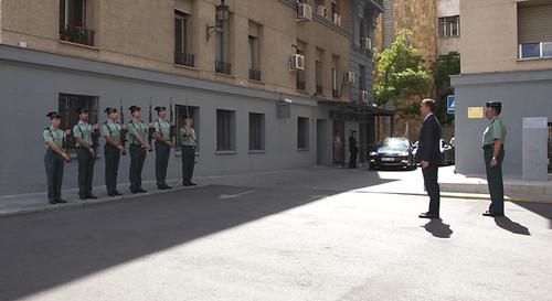 El secretario de estado de seguridad ha se alado que con o for Ministerio del interior direccion como llegar