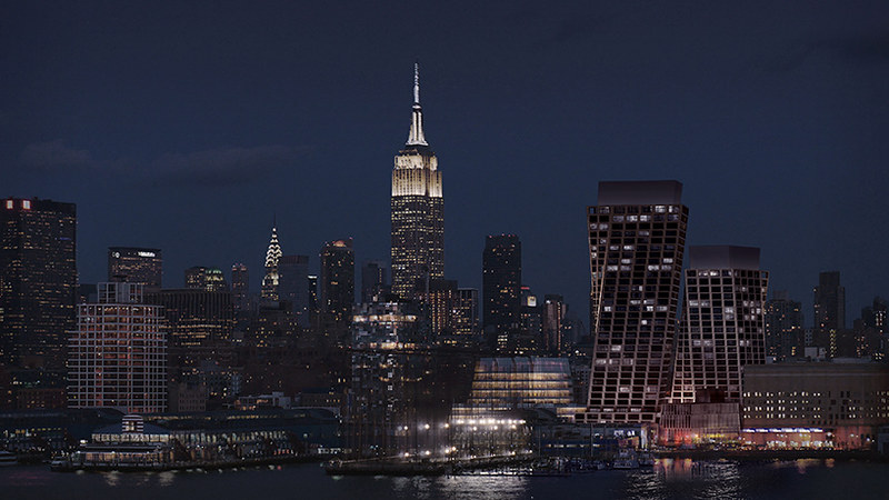 Небоскребы The Eleventh на Манхэттене