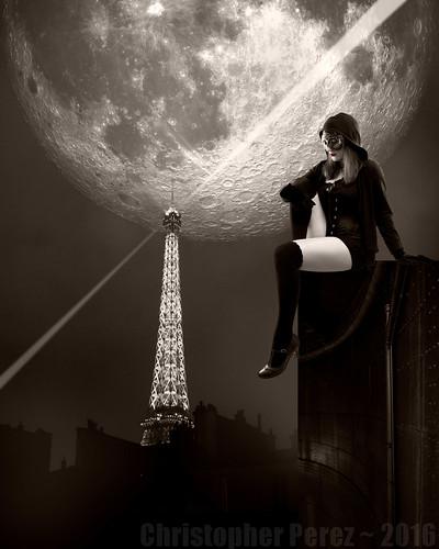 Catwoman ~ Paris, France