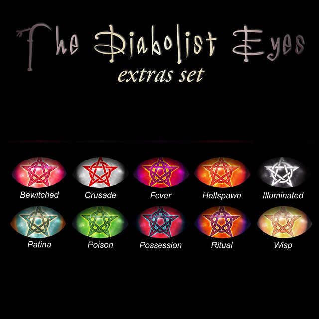 Devae. Diabolist Eyes (specials)