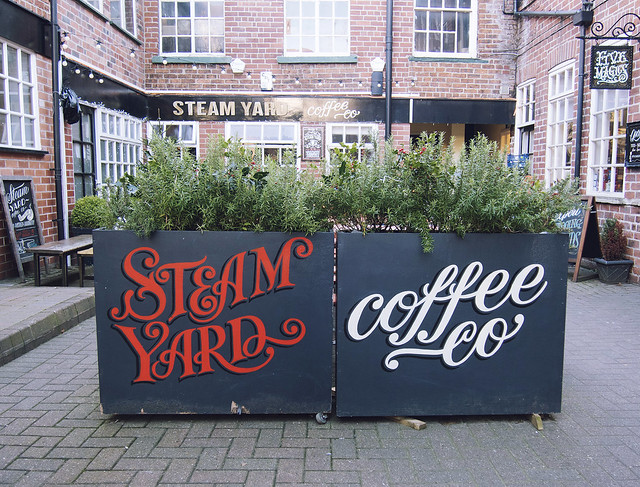 sheffield city guide mercure city swappers uk bristol travel lifestyle blogger steam yard coffee co