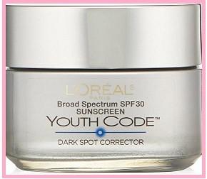 best cream to remove dark spots - Loreal Paris Youth Code Dark Spot Corrector Cream