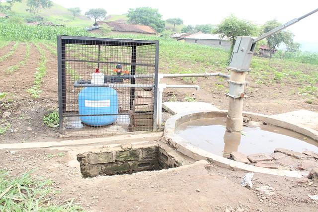 बिजली नहीं आने से फ्लोराइड प्रभावित गाँवों में पानी की समस्या हो रही है