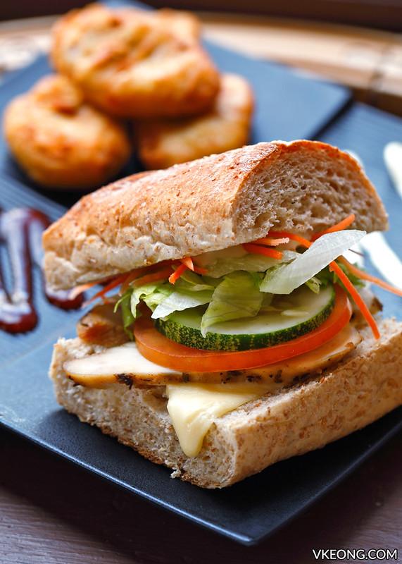 Kids Meal Sandwich Express