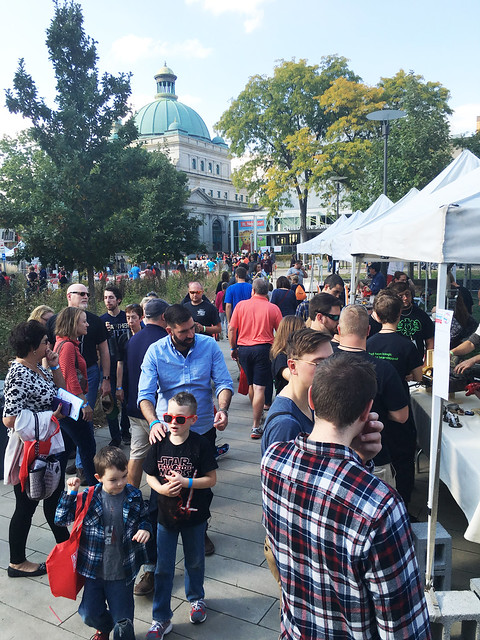 Maker Faire of Pittsburgh 2016