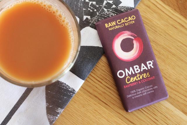 Ombar Centres Bar Organic