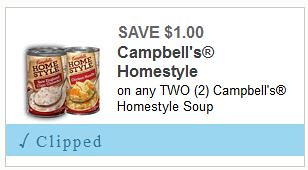 Campbell's Homestyle Soup at CVS
