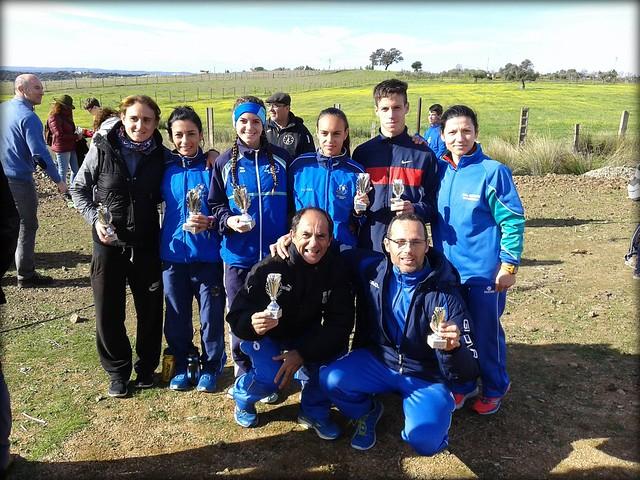 3ª Jornada provincial de cross 2016/2017 (El Garrobo)