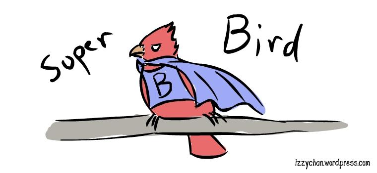 super bird red