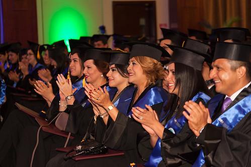 ESPAE graduó a 136 magisters