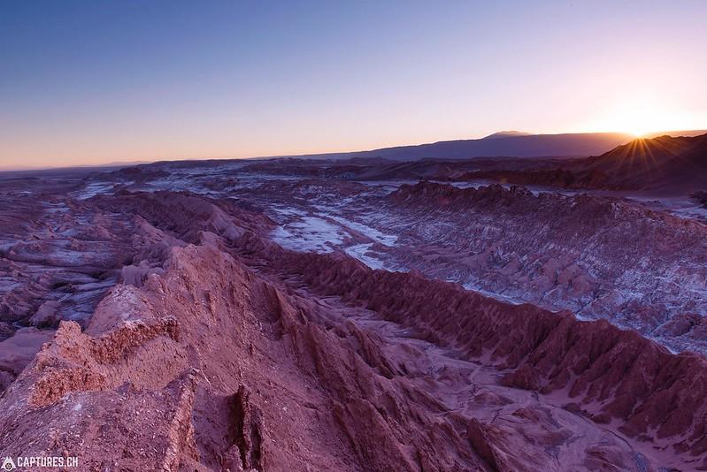 Sunset - Valle de la Luna