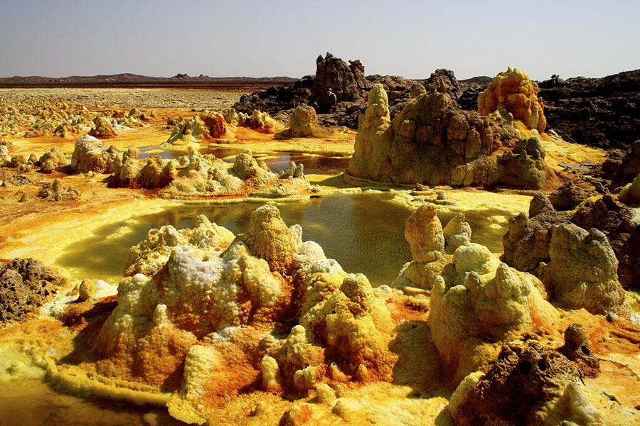 10 удивительных мест с инопланетным ландшафтом  - ПоЗиТиФфЧиК - сайт позитивного настроения!