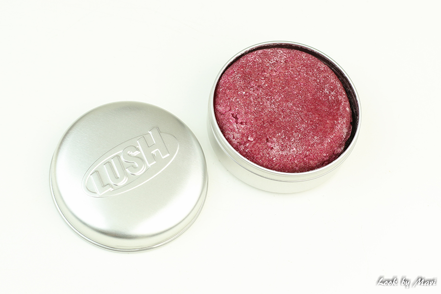 9 lush jason and the argan oil metal container for shampoo