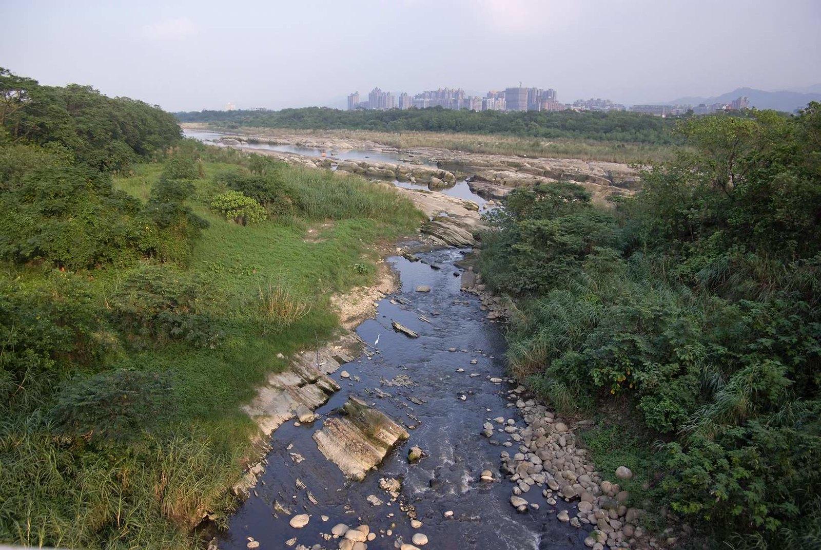 大漢溪‧龍窯橋