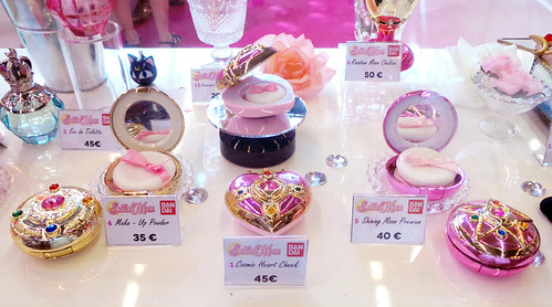 Sailor Moon Powders