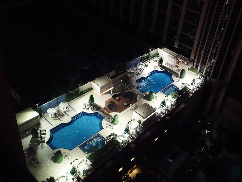 St. Regis Hotel outdoor pools