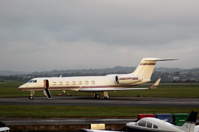Gulfstream G550 N1RP 27OCT16