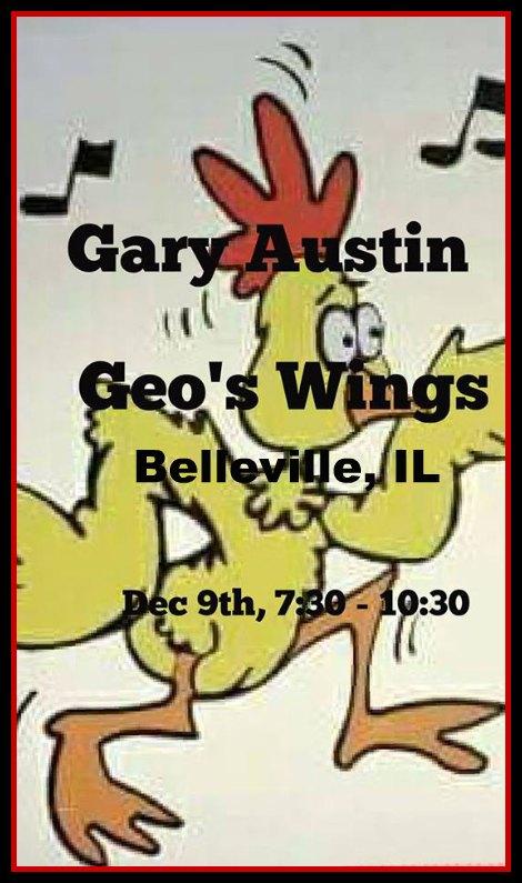 Gary Austin 12-9-16