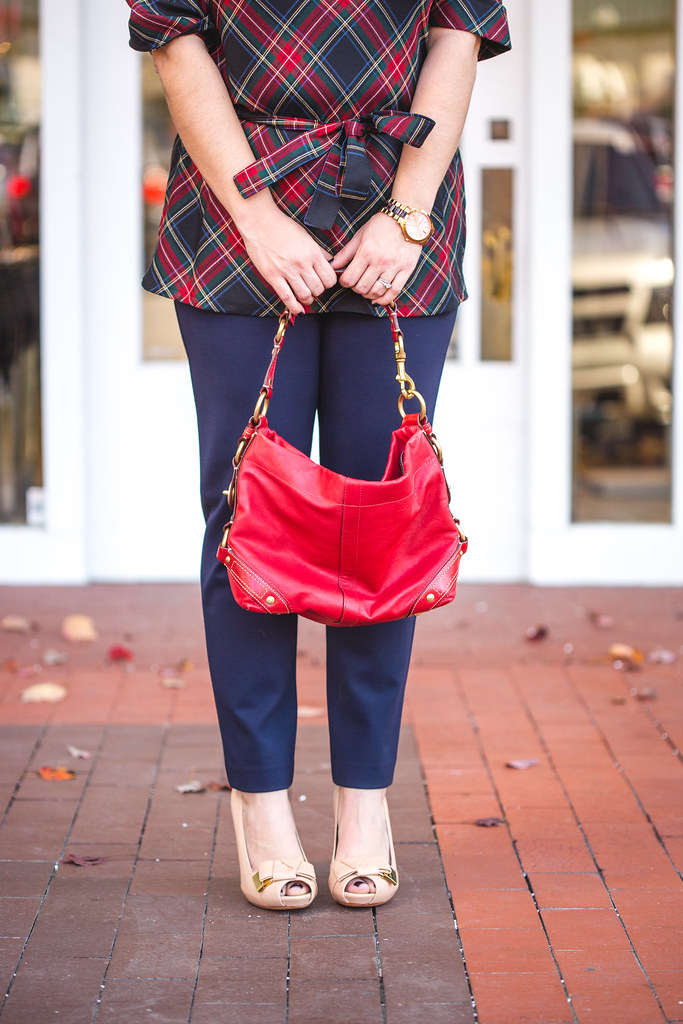 Holiday Plaid-@akeeleywhite-Head to Toe Chic