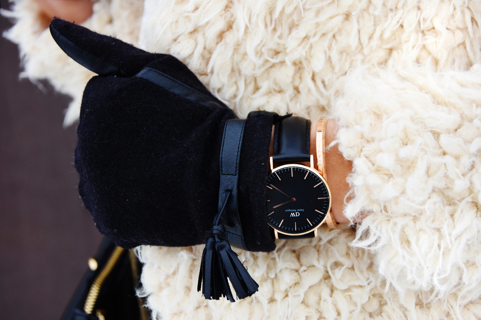 Daniel Wellington Classic Black watch review