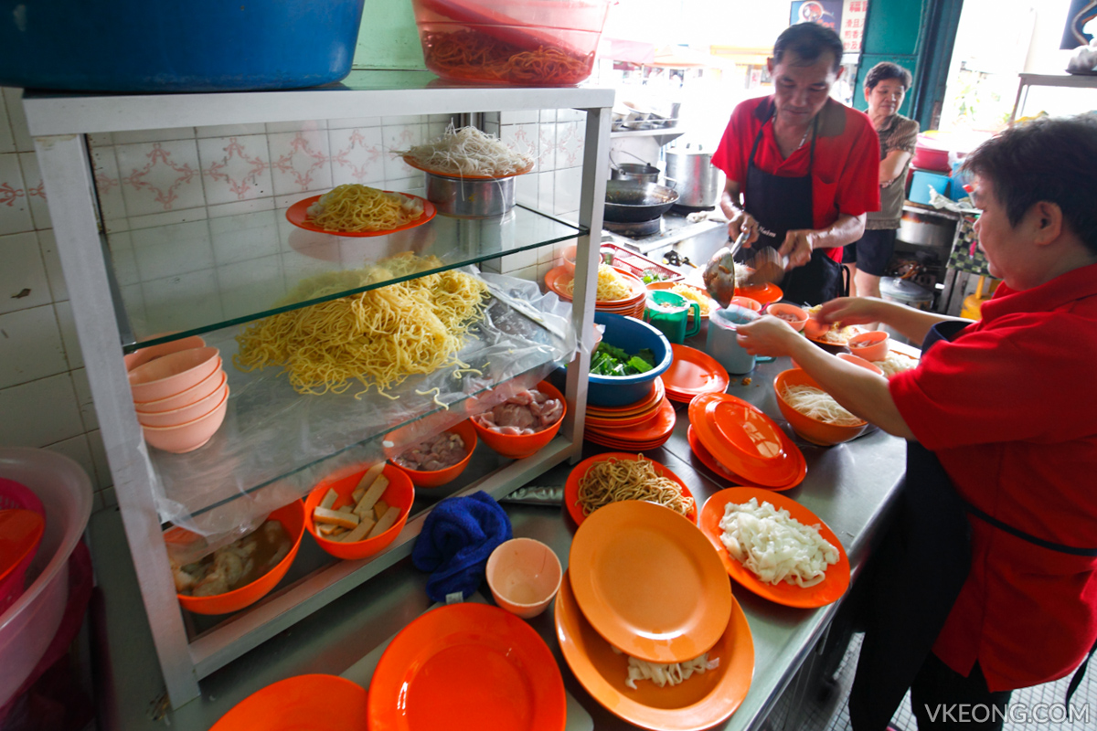 Fook Kee Fried Noodle Stall Ipoh