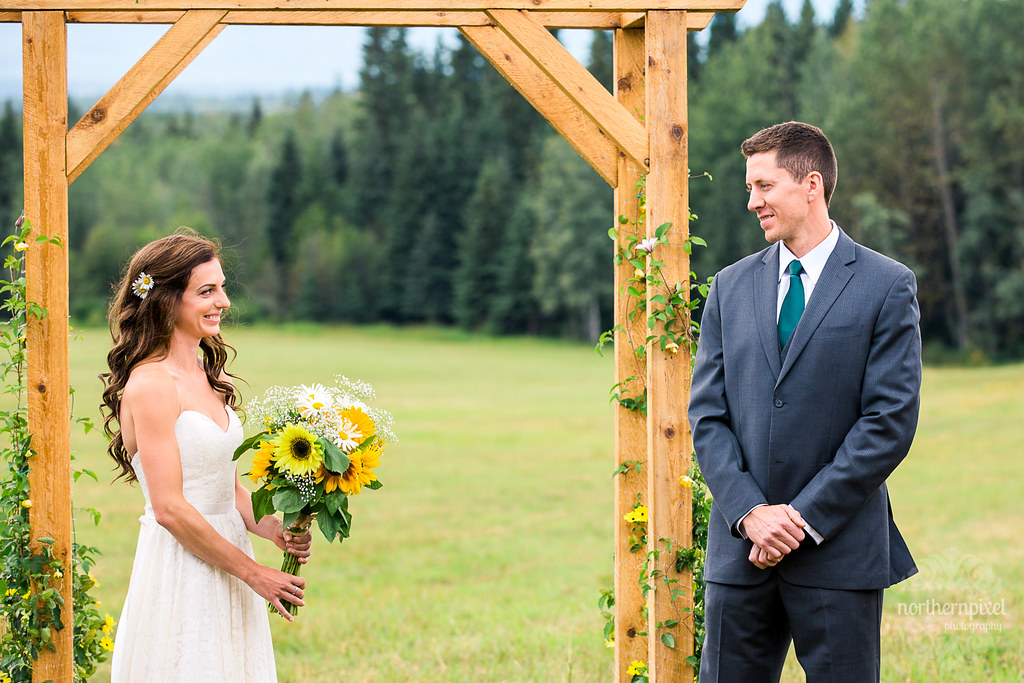 Wedding Ceremony - Smithers BC