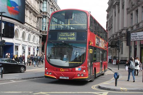 London General WVL175 LX05FBU