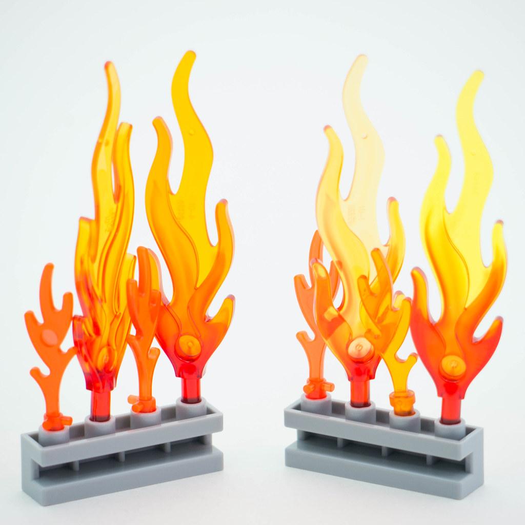 Dumpster Fire 2016 Flames