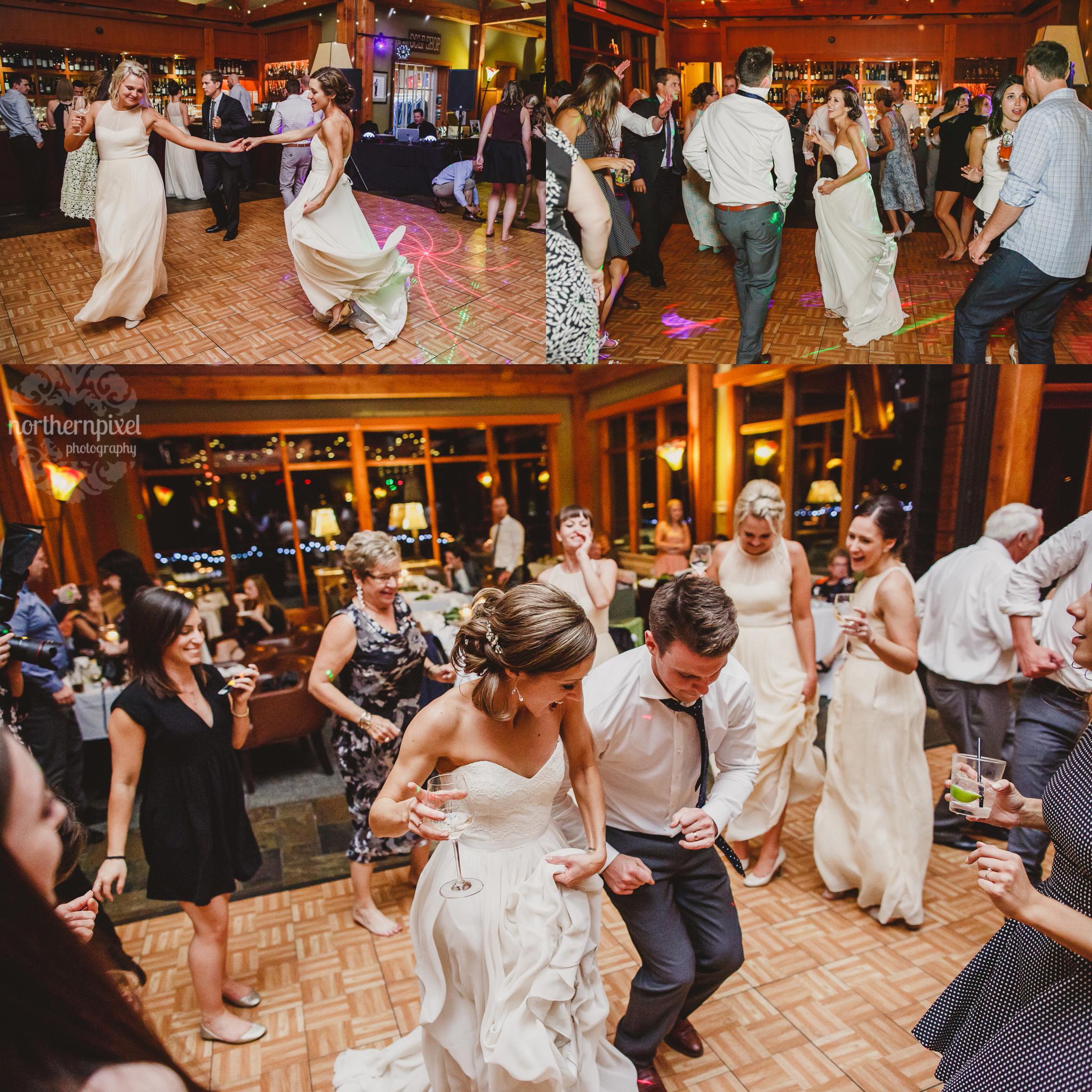 Eagle Ranch Resort Wedding Reception