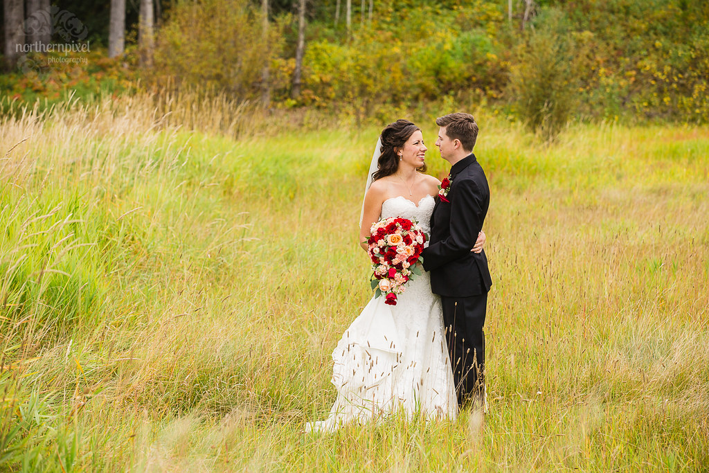 Northern BC Wedding