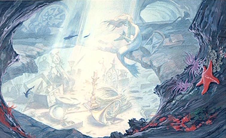La Sirenita Arte 00062