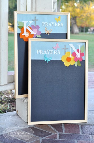 TE Prayer Chalkboards