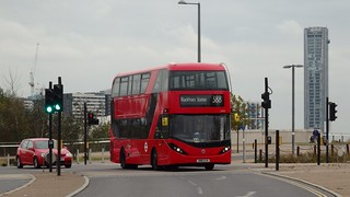 Enviro400H City on route 388
