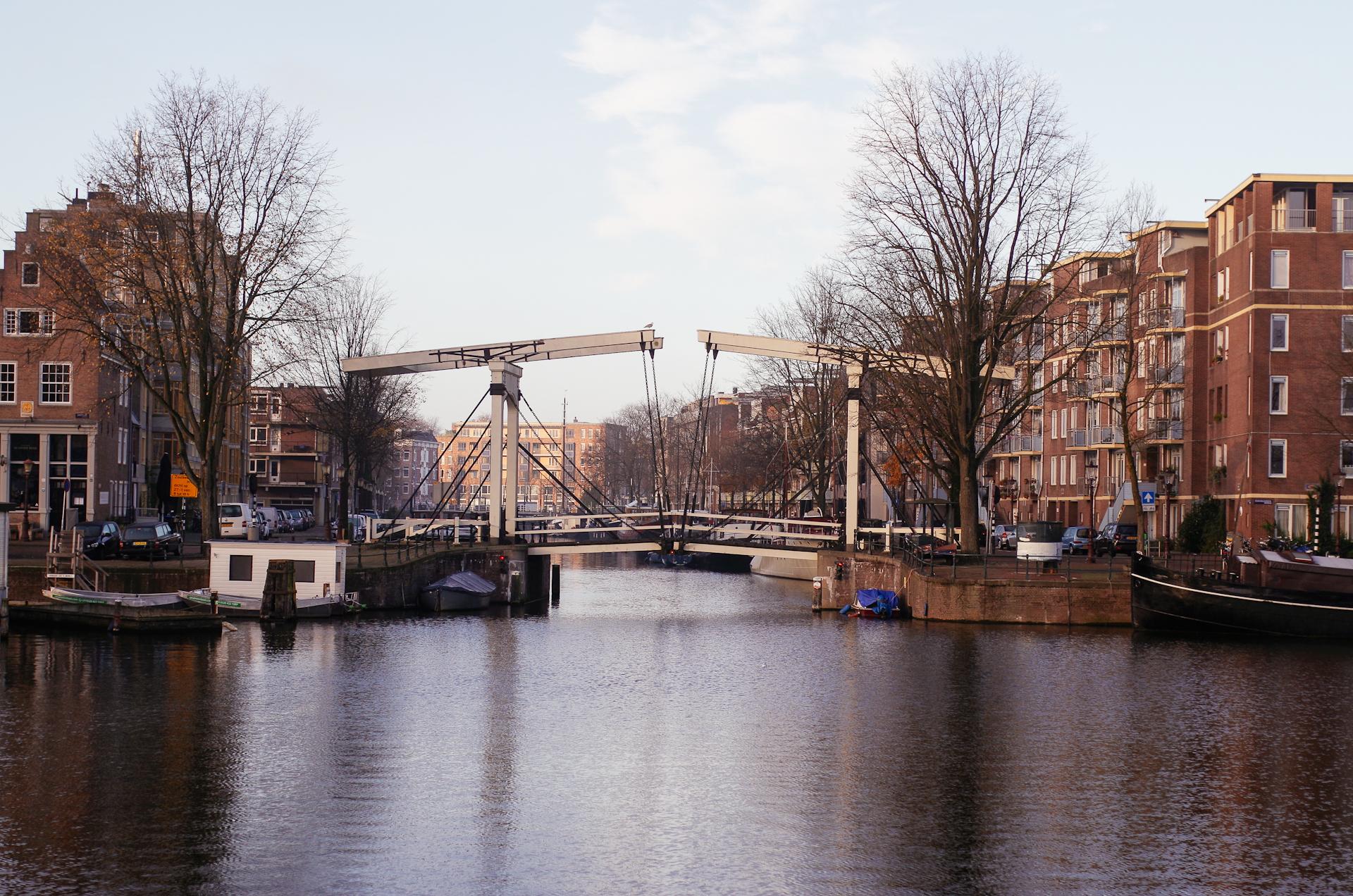 Amsterdam, Silodam