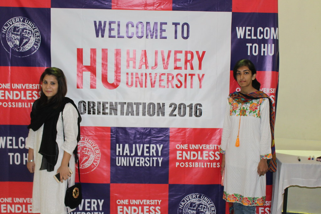 Brand Management Projects Showcase at Hajvery University (HU)!