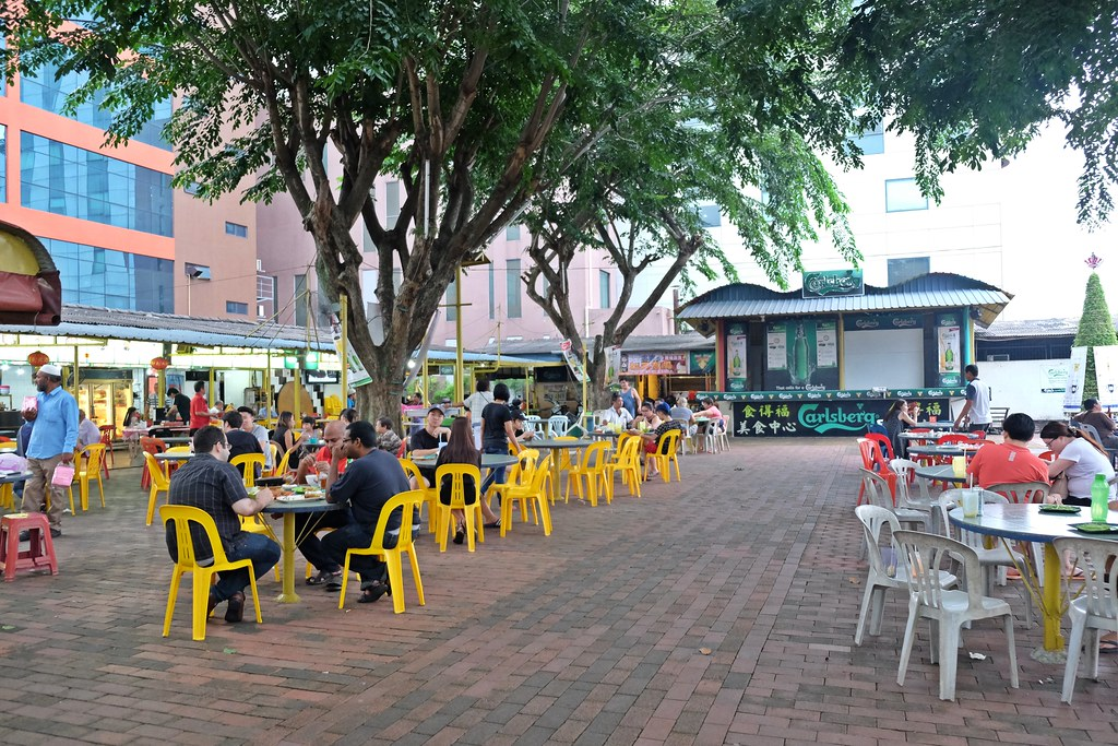 Cedar Point Food Centre: Taman Century