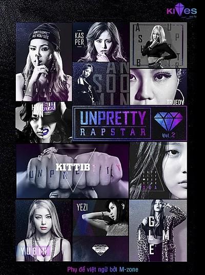 Unpretty Rapstar 2 (2015)
