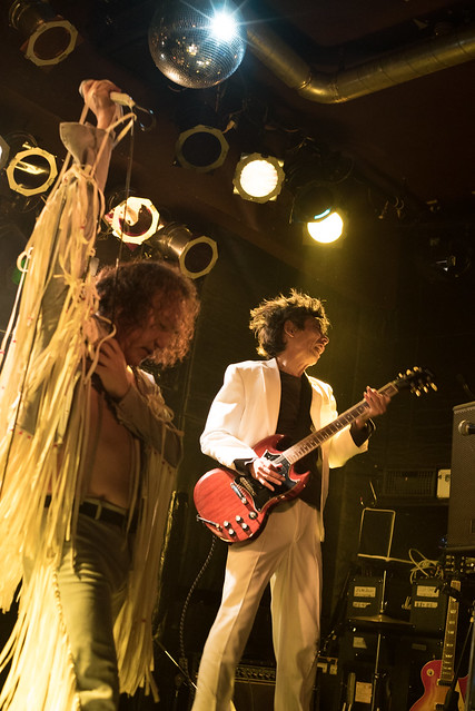The Shepherd's Bush Irregulars live at Club Mission's, Tokyo, 15 Oct 2016 -00437