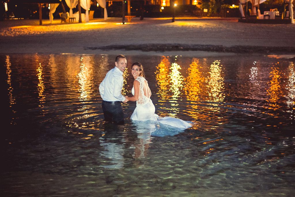 wedding ceremony in Mauritius